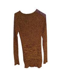 Céline - Yellow Pre-owned Knitwear - Lyst