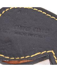Miu Miu Black Leather Small Bag Wallets & Cases for men