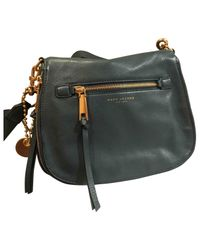 Marc By Marc Jacobs - Green Leather Crossbody Bag - Lyst