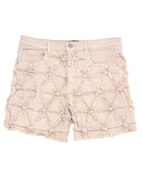 Isabel Marant - Pink Pre-owned Mini Short - Lyst