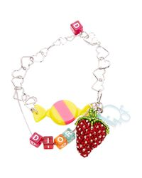 Dior - Multicolor Pre-owned Multicolour Metal Bracelet - Lyst