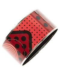 Hermès | Red Pre-owned Bracelet Email Bracelet | Lyst