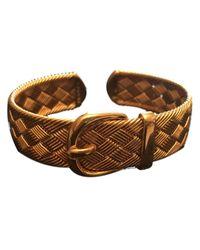 Hermès - Pre-owned Yellow Gold Bracelet - Lyst