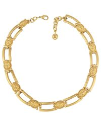 Givenchy - Metallic Necklace - Lyst