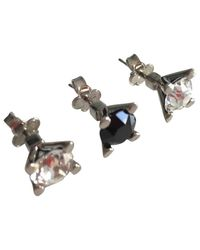 Louis Vuitton - Multicolor Pre-owned Earrings - Lyst