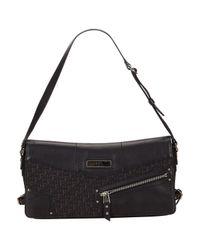 Dior - Black Pre-owned Cloth Handbag - Lyst