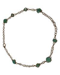 Pomellato - Metallic Capri Pink Gold Necklace - Lyst