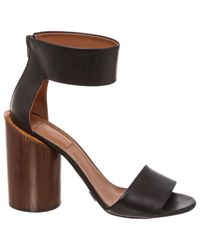 Givenchy - Black Show Com Sandals W/ Tags - Lyst