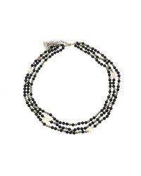 Chanel - Multicolor Long Necklace - Lyst