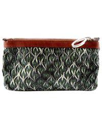Missoni - Gray Wool Clutch Bag - Lyst