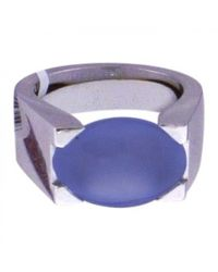 Cartier - Multicolor White Gold Ring - Lyst