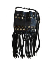 Sonia Rykiel - Pre-owned Black Leather Handbags - Lyst