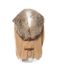MICHAEL Michael Kors - Natural Jacket - Lyst
