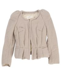 Étoile Isabel Marant - Natural Jacket - Lyst
