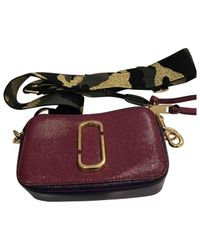 Marc Jacobs - Multicolor Leather Crossbody Bag - Lyst