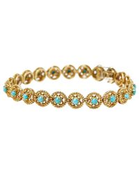 Cartier - Metallic Pre-owned Yellow Gold Bracelet - Lyst