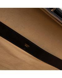 Hermès Black Leather Bag for men