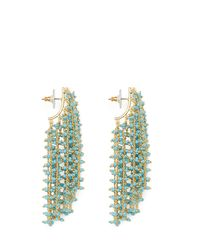 Vince Camuto - Multicolor Waterfall Earrings - Lyst