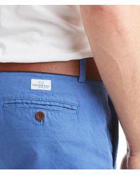 Vineyard Vines - Blue 9 Inch Cotton/linen Shorts for Men - Lyst