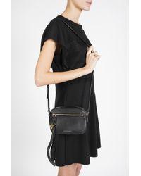 Alexander McQueen - Black Braided Fringe Shoulder Bag - Lyst