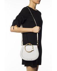 Chloé - Multicolor 'nile' Shoulder Bag - Lyst