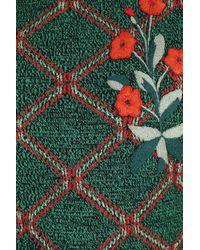 Gucci - Multicolor Embroidered Vest - Lyst