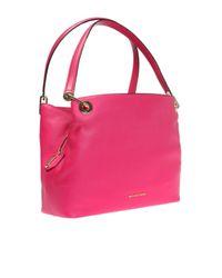 Michael Kors - Pink 'raven' Shoulder Bag - Lyst