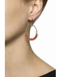 Isabel Marant - Multicolor Encrusted Earrings - Lyst
