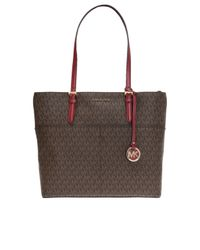 Michael Kors - Multicolor 'bedford' Shoulder Bag - Lyst
