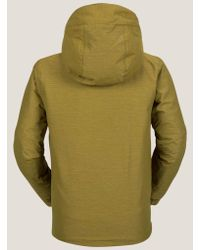 Volcom - Green Selkirk Insulated Jacket for Men - Lyst