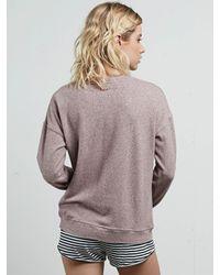 Volcom - Multicolor Lil Crew Sweatshirt - Lyst
