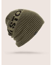 Volcom - Multicolor Utility Beanie for Men - Lyst