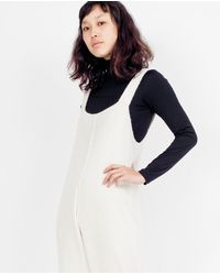 Lauren Manoogian | Wader Jumpsuit / White | Lyst