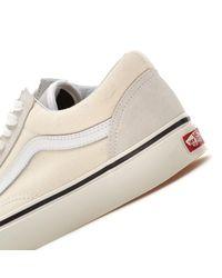 Vans - White Old Skool 36 Dx Sneaker for Men - Lyst