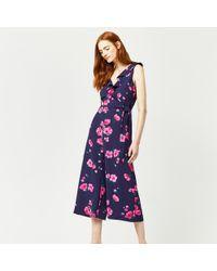 Warehouse | Multicolor Delia Jumpsuit | Lyst