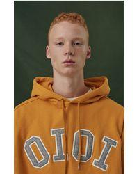 W Concept - Multicolor [unisex] Signature Hoodie_mustard for Men - Lyst