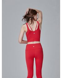 LOWEIGHT Top Ls-215 Red