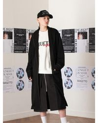 TARGETTO - Oversize Robe Black - Lyst