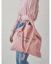 W Concept | Essence Eco Bag_indipink | Lyst