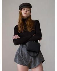 DEMERIEL - Belt Bag Black - Lyst