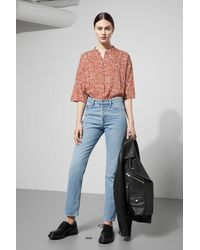Weekday - Multicolor Mick Blouse - Lyst