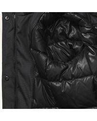 Wilsons Leather - Black Andrew Marc Down Parka W/ Coyote Fur Hood - Lyst