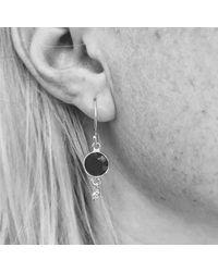 Auree Jewellery - Metallic Marari Lapis Lazuli & Gold Earrings - Lyst