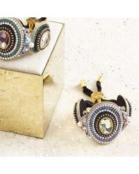 Izabela Felinski - Multicolor Timeless Chrysolite Bracelet - Lyst