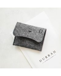 Durrah Jewelry - Metallic Silver Dream Necklace - Lyst