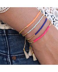 Jiya Jewellery - Palm Beach Black - Lyst