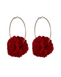 Vjera Vilicnik - Red Ole! Earrings - Lyst