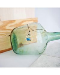 Materia Rica - Multicolor Anchor In A Bottle - Lyst