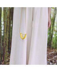 Pedrusco - Multicolor Bambú Yellow - Lyst