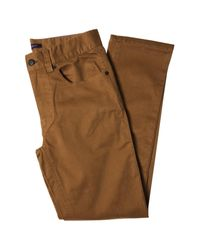 Lords of Harlech - Brown Slim Jim Jean In Whiskey for Men - Lyst